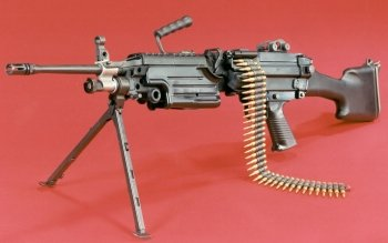 Weapons - Machine Gun Wallpapers and Backgrounds ID : 181611