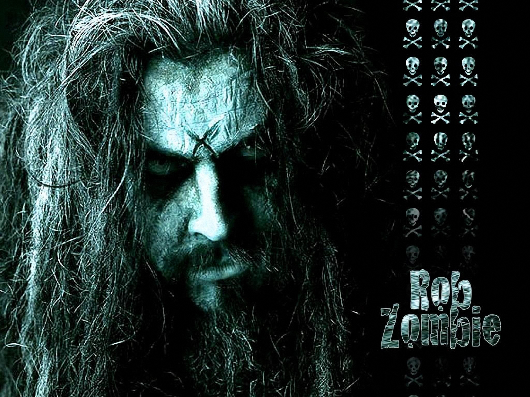 Hd wallpaper zombie - Hd Wallpaper Background Id 182641 2048x1536 Music Rob Zombie