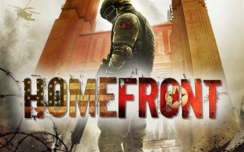 Video Game - Homefront Wallpapers and Backgrounds ID : 182081