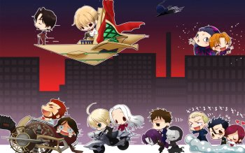 Anime - Fate/zero Wallpapers and Backgrounds ID : 182793