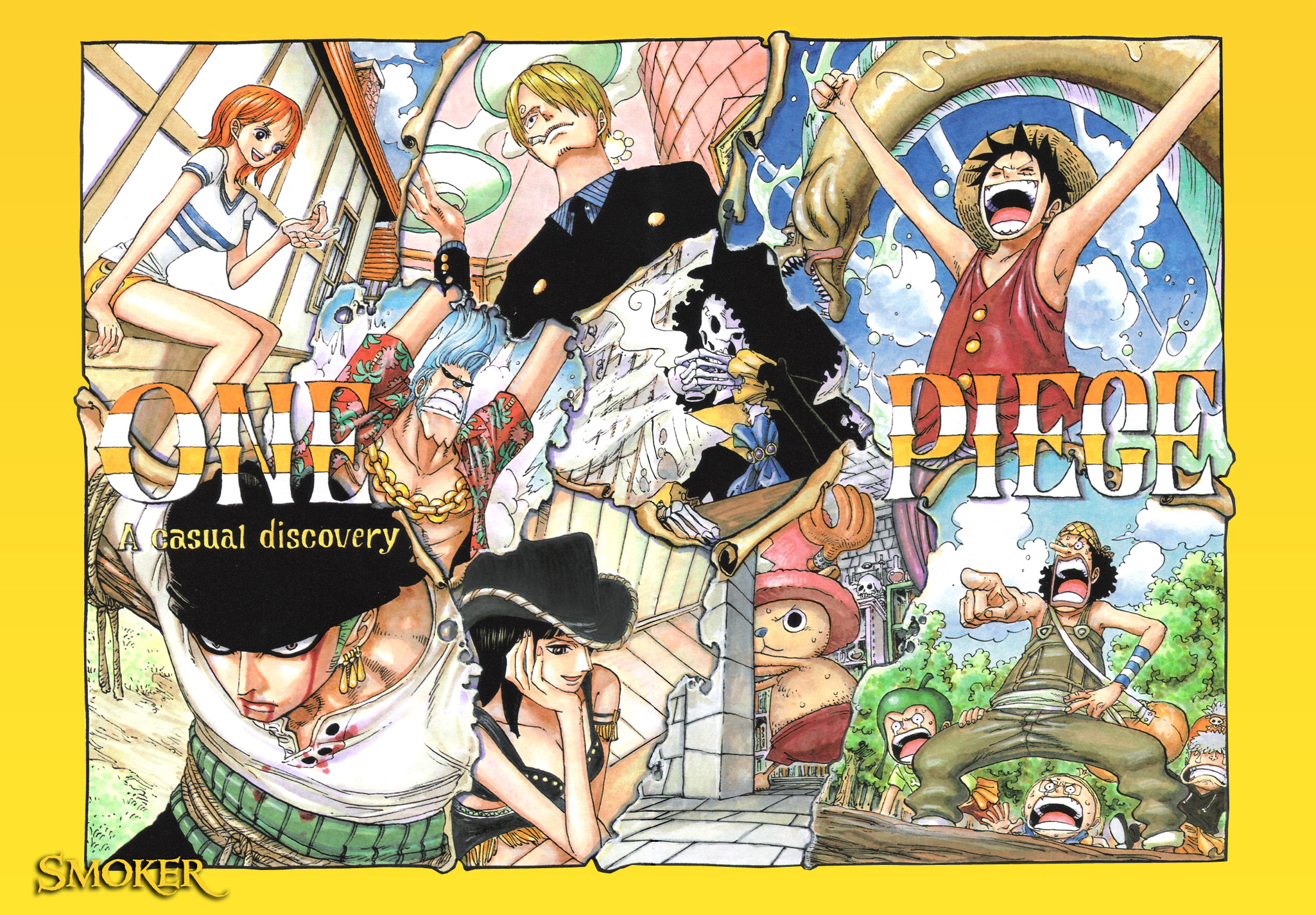 Anime - One Piece  Wallpaper