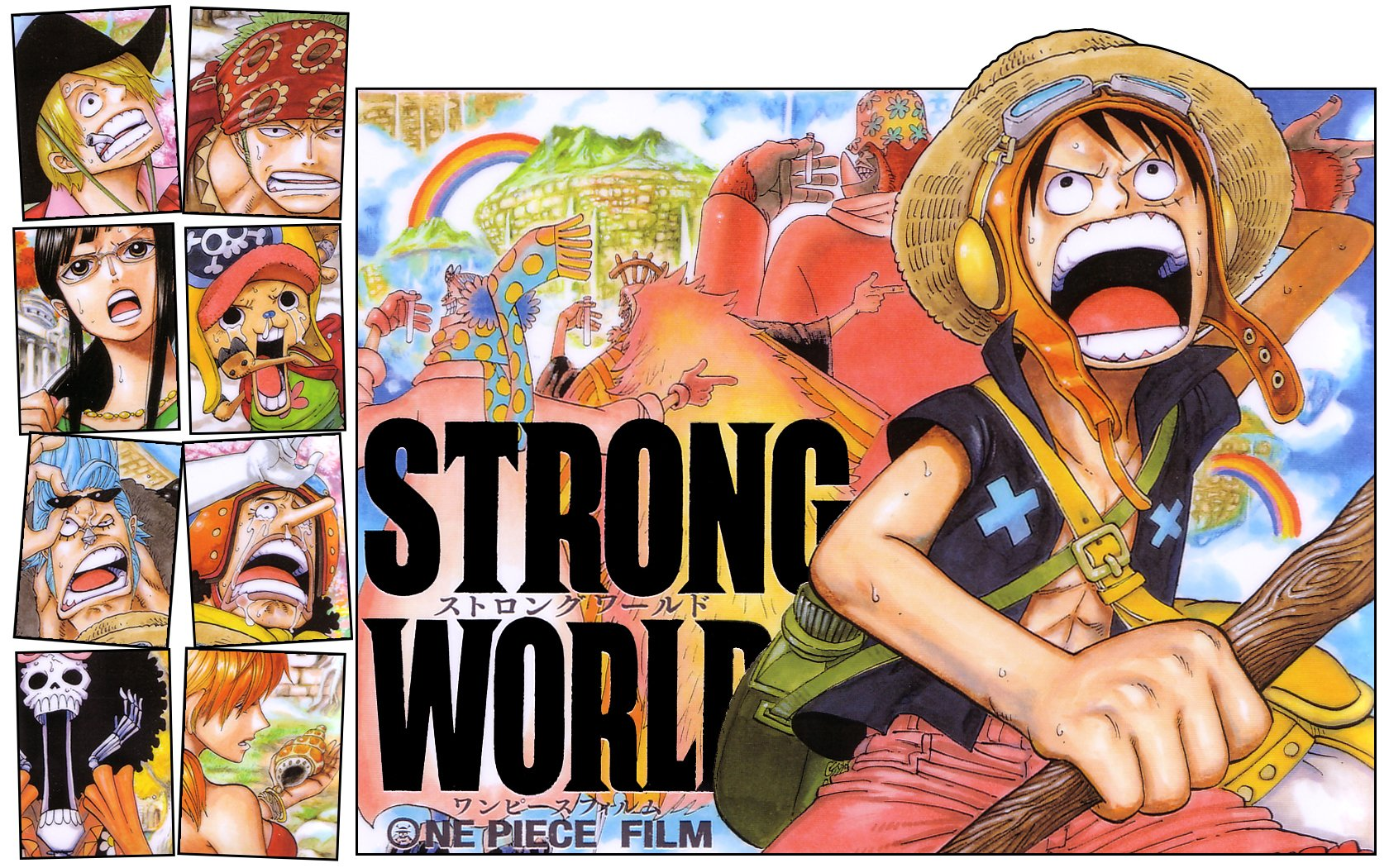 Anime - One Piece  Wallpaper