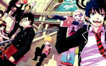 Anime - Ao No Exorcist Wallpapers and Backgrounds ID : 183443