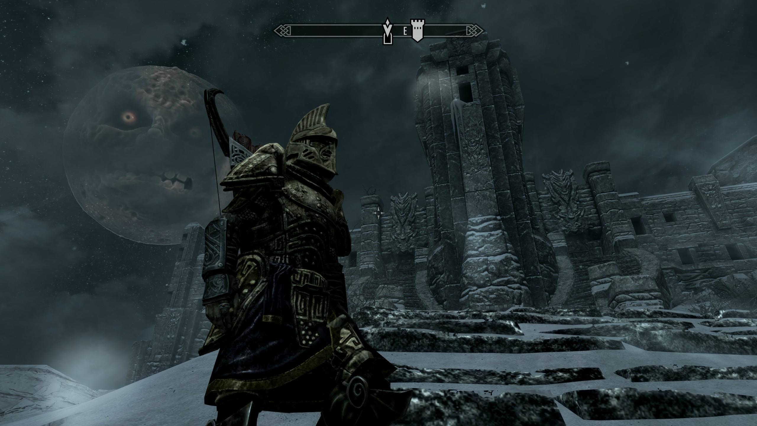 The Elder Scrolls V Skyrim Hd Wallpaper Background Image 2560x1440 Id 184413 Wallpaper Abyss