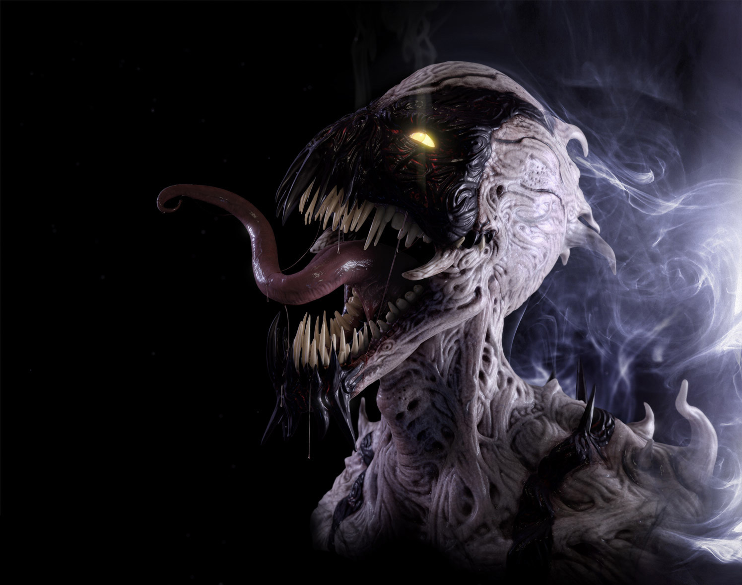 Anti-Venom Wallpaper and Background Image | 1495x1178 | ID:184873 - Wallpaper Abyss