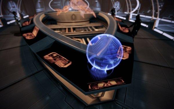 Video Game Mass Effect 2 Mass Effect Normandy SR-2 HD Wallpaper   Background Image