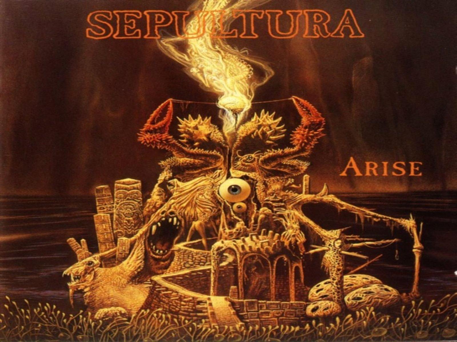 Music - Sepultura  Wallpaper