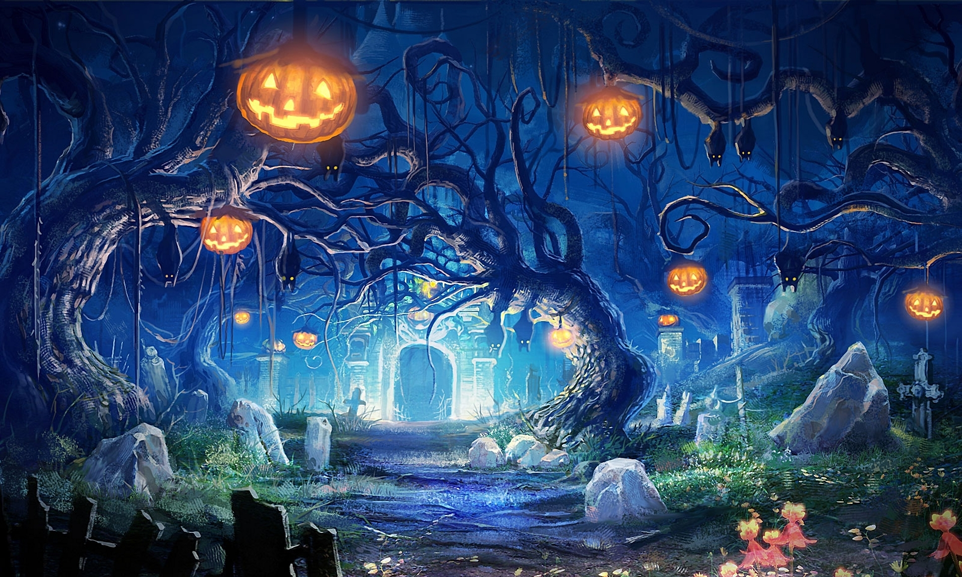 Holiday - Halloween  Wallpaper