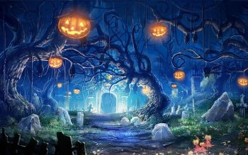 Holiday - Halloween Wallpapers and Backgrounds ID : 186301
