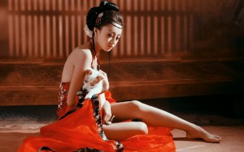 Women - Oriental Wallpapers and Backgrounds ID : 187183