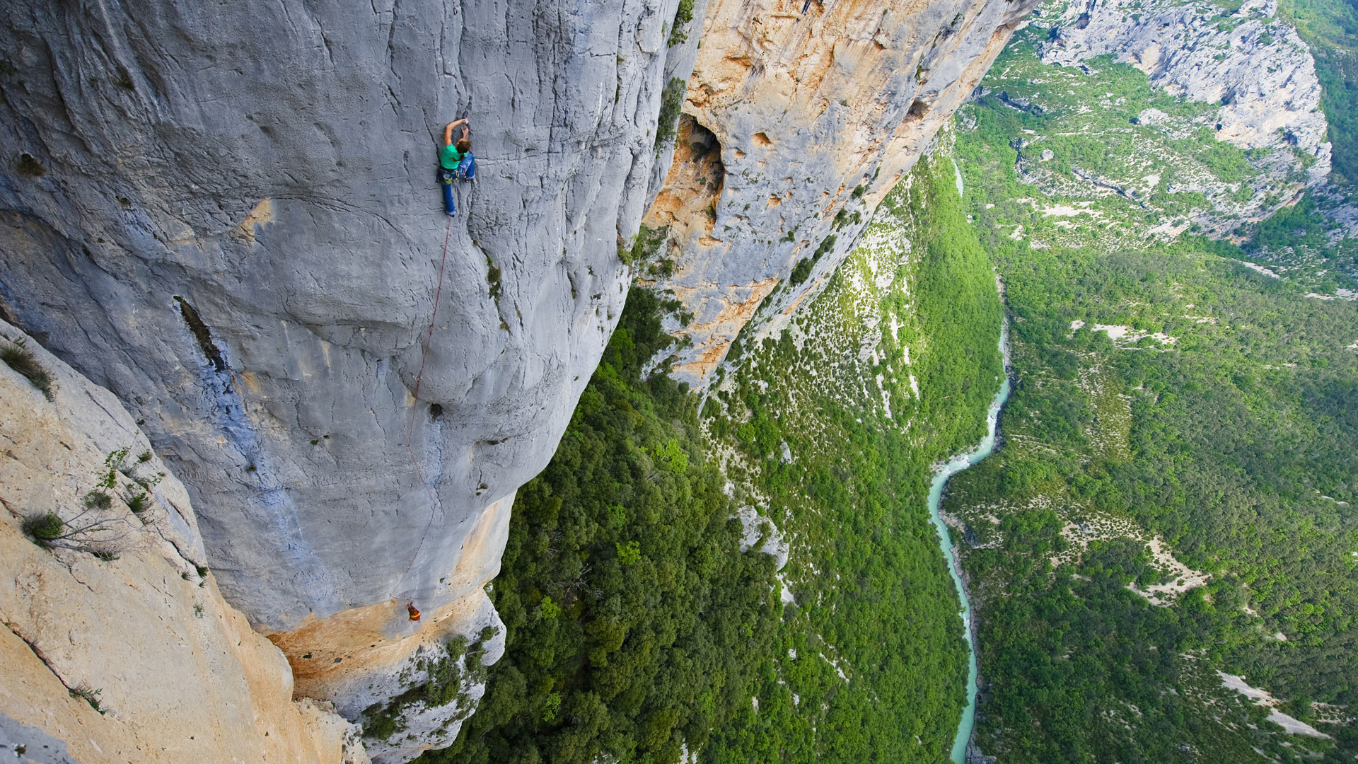 Sport Hd: Climbing Full HD Wallpaper And Background Image
