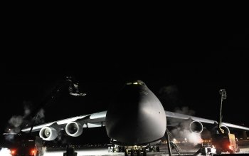 Military - Lockheed C-5 Galaxy Wallpapers and Backgrounds ID : 188873