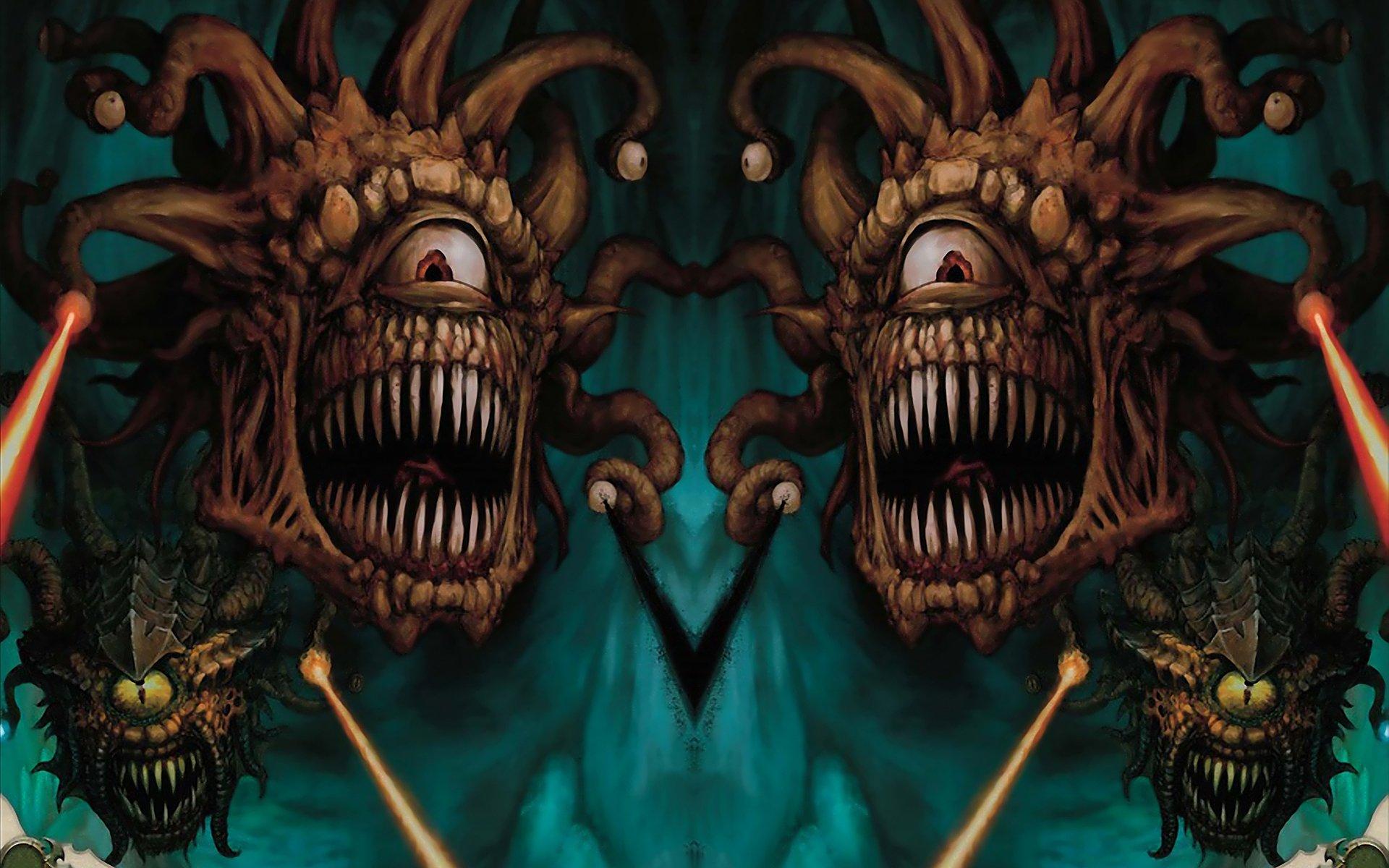Fantasy - Dungeons & Dragons  Wallpaper