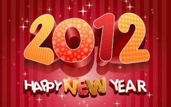 Holiday - New Year Wallpapers and Backgrounds ID : 189133