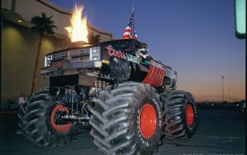 Vehicles - Monster Truck Wallpapers and Backgrounds ID : 189433
