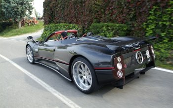 Vehicles - Pagani Wallpapers and Backgrounds ID : 189463