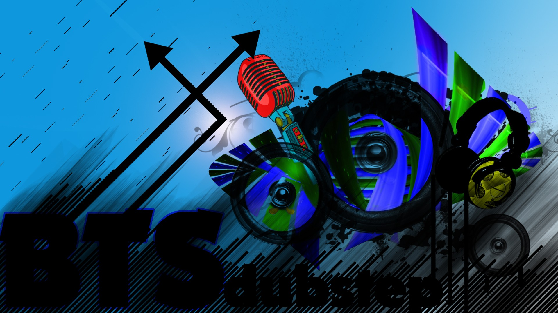 Dubstep Full HD Wallpaper And Background Image