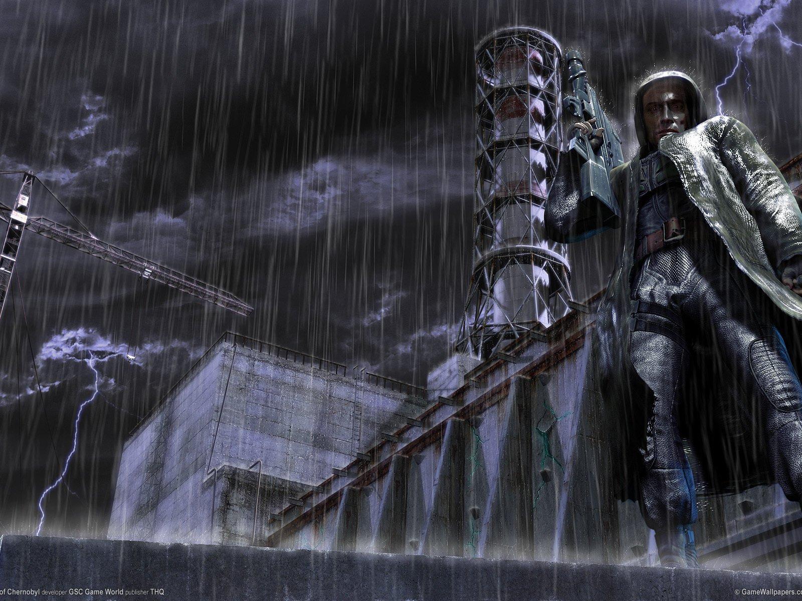 Video Game - S.T.A.L.K.E.R.  Wallpaper
