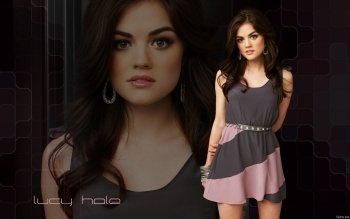 Celebrita' - Lucy Hale Wallpapers and Backgrounds ID : 190043