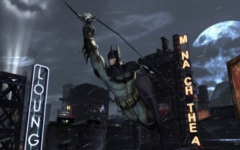 Video Game - Batman Wallpapers and Backgrounds ID : 190213
