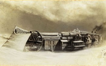 Sci Fi - Steampunk Wallpapers and Backgrounds ID : 190413