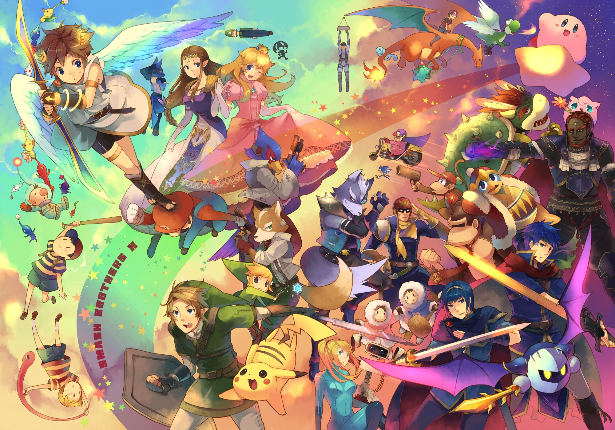 Telecharger Super Smash Bros Brawl Pour Pc Download