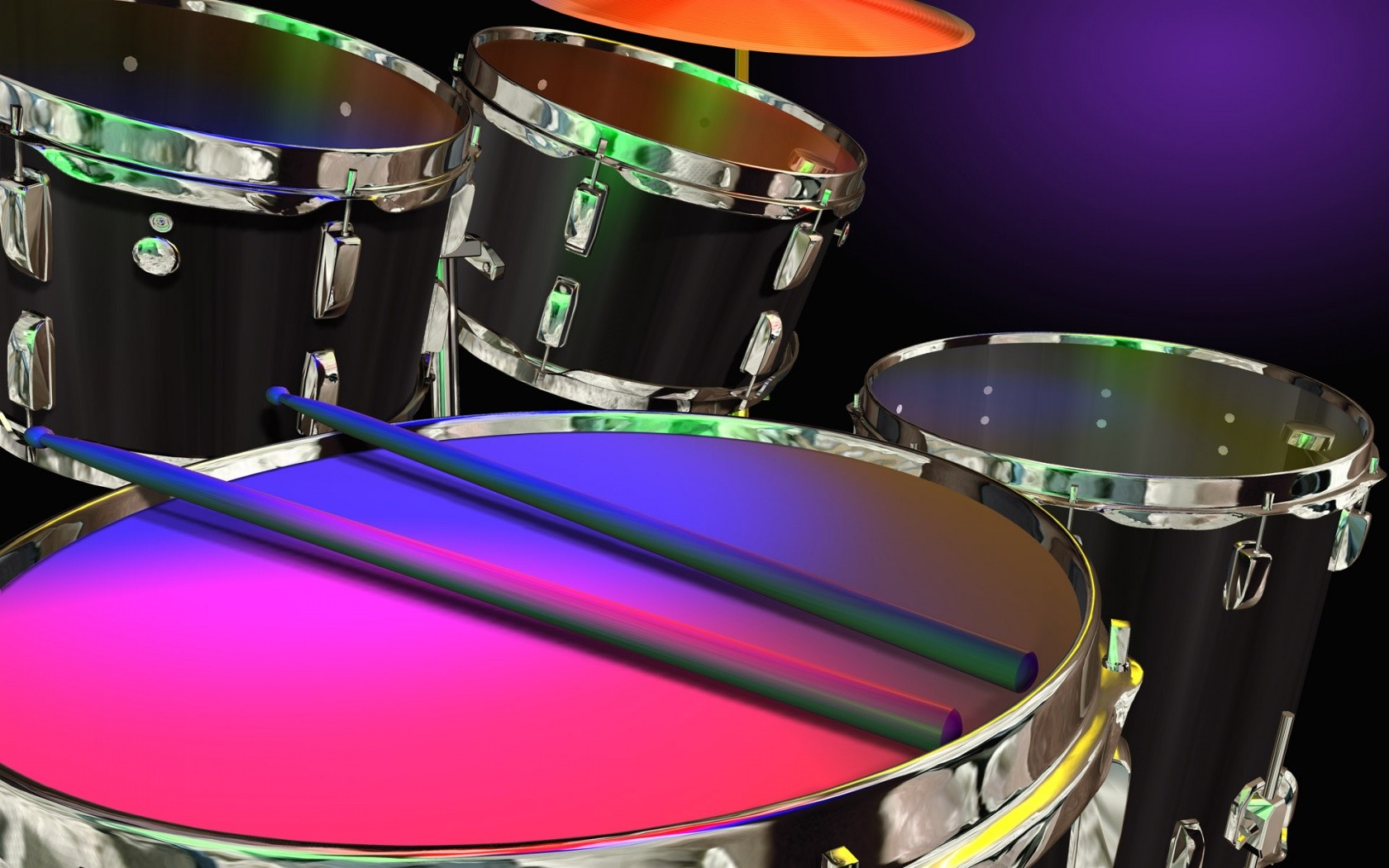 Love Music Android Wallpapers 960x854 Hd Wallpaper For: Drums Sfondo And Sfondi