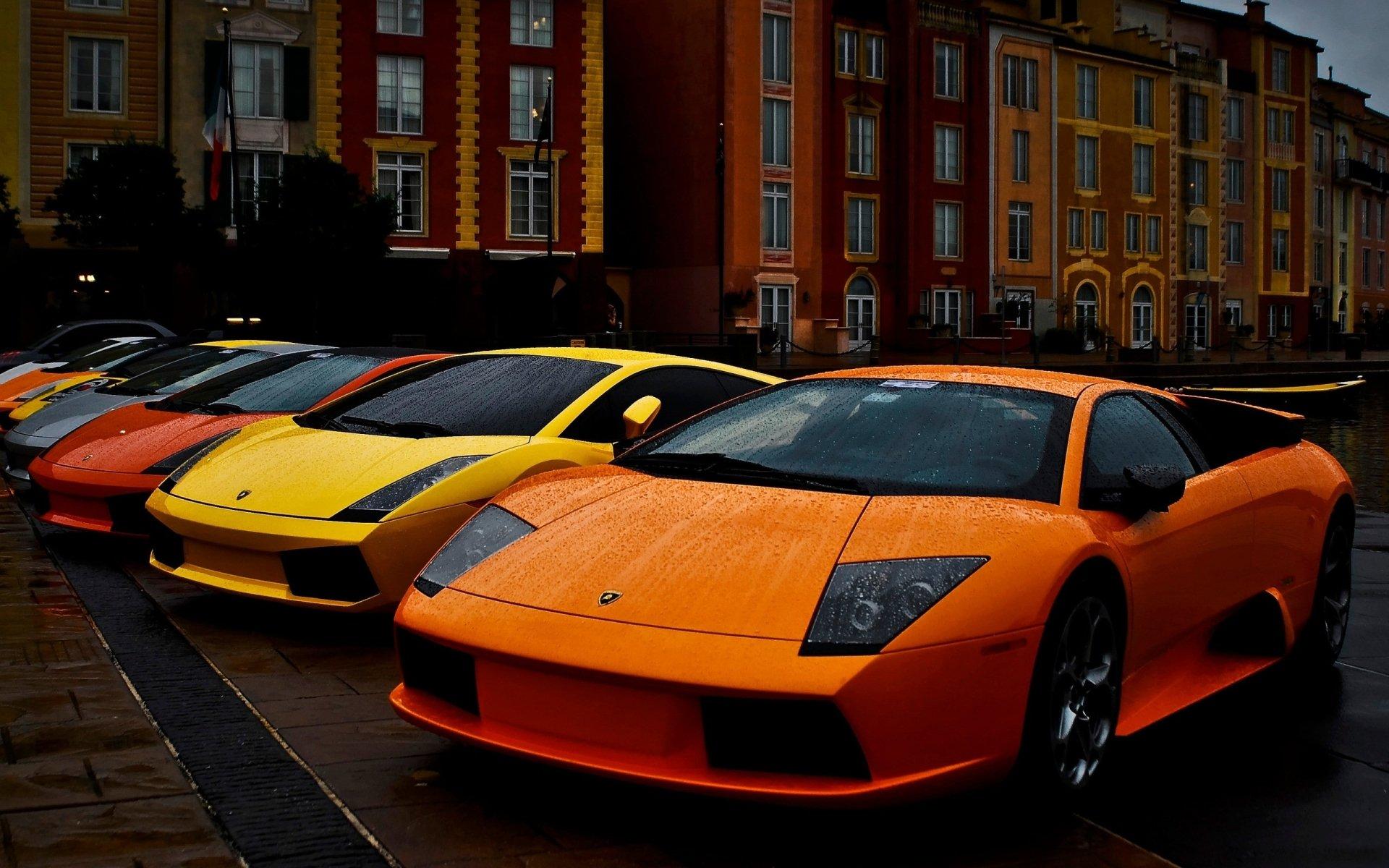 Vehicles - Lamborghini  Wallpaper