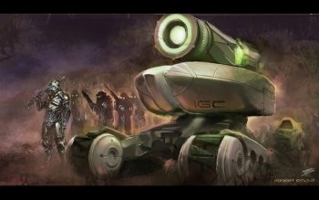 Sci Fi - Vehicle Wallpapers and Backgrounds ID : 191531