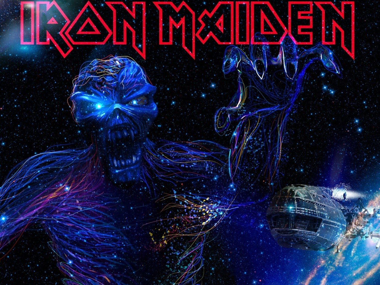 291 Iron Maiden HD Wallpapers