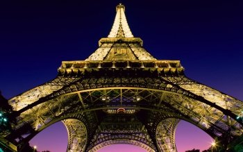 Man Made - Eiffel Tower Wallpapers and Backgrounds ID : 192981