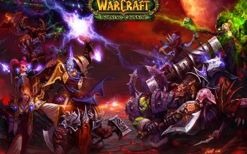 Компьютерная игра - Warcraft Wallpapers and Backgrounds ID : 19311