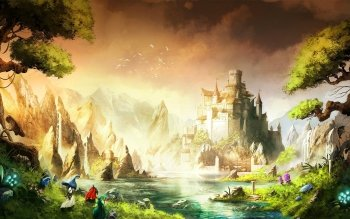 Video Game - Trine Wallpapers and Backgrounds ID : 193451