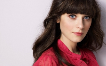 Celebrity - Zooey Deschanel Wallpapers and Backgrounds ID : 193713