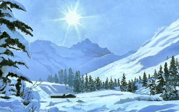 Artistisk - Winter Wallpapers and Backgrounds ID : 193783
