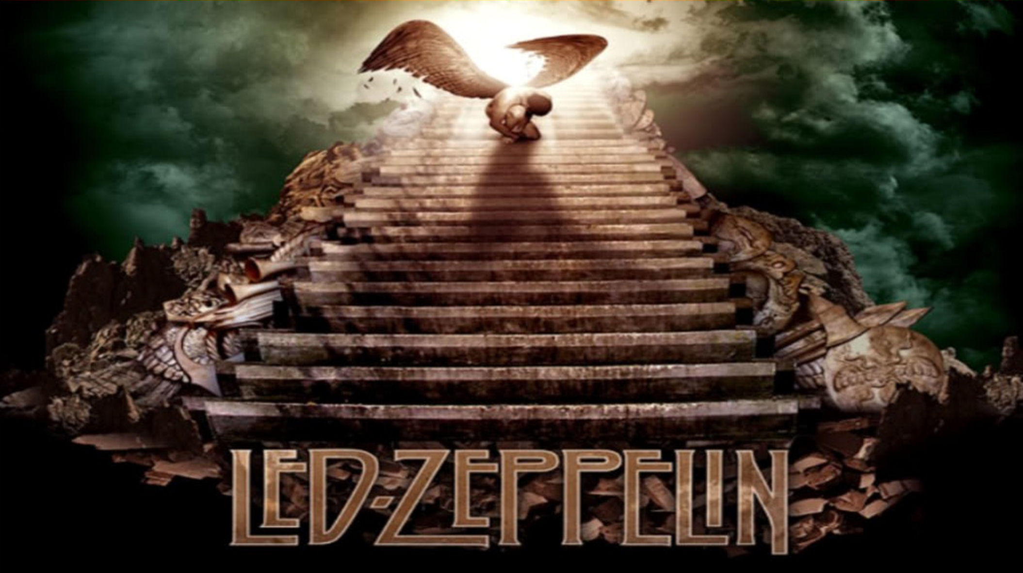 Led Zeppelin Full Hd Wallpaper And Background Image 2109x1182 Id 194373