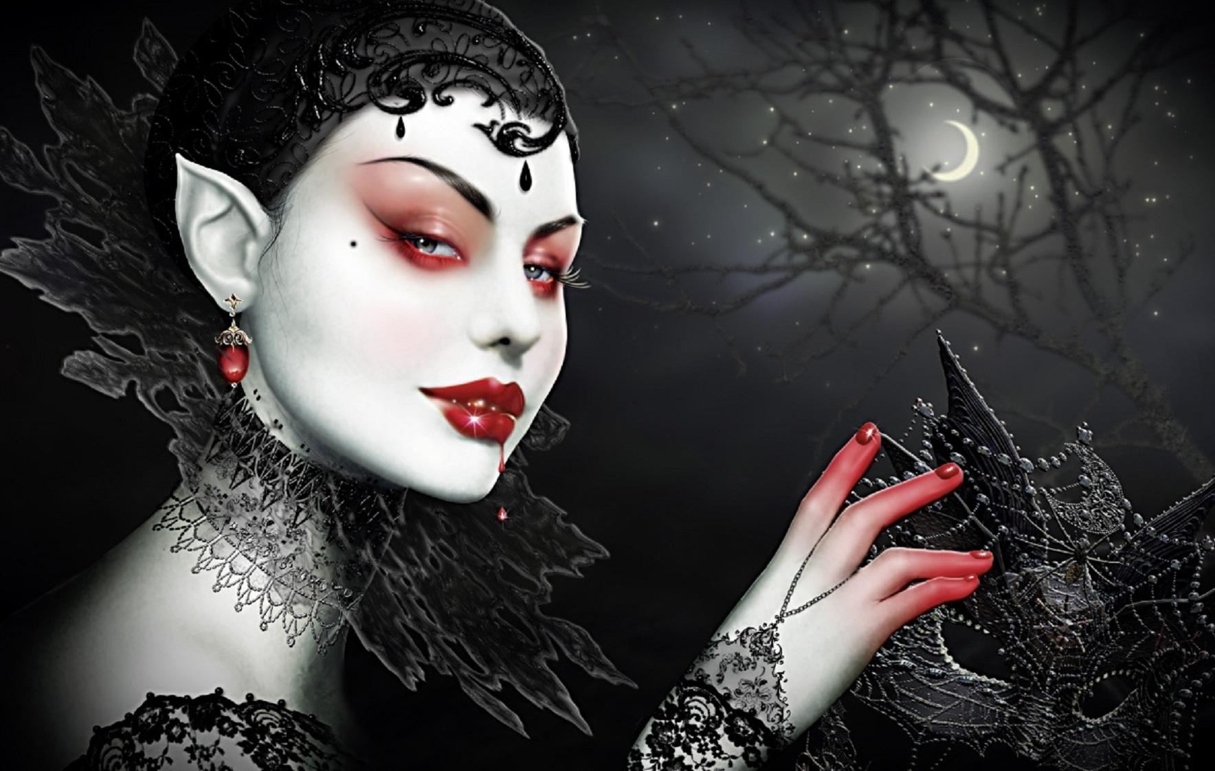 Vampire wallpaper and background image 1768x1123 id - Wallpaper vampire anime ...