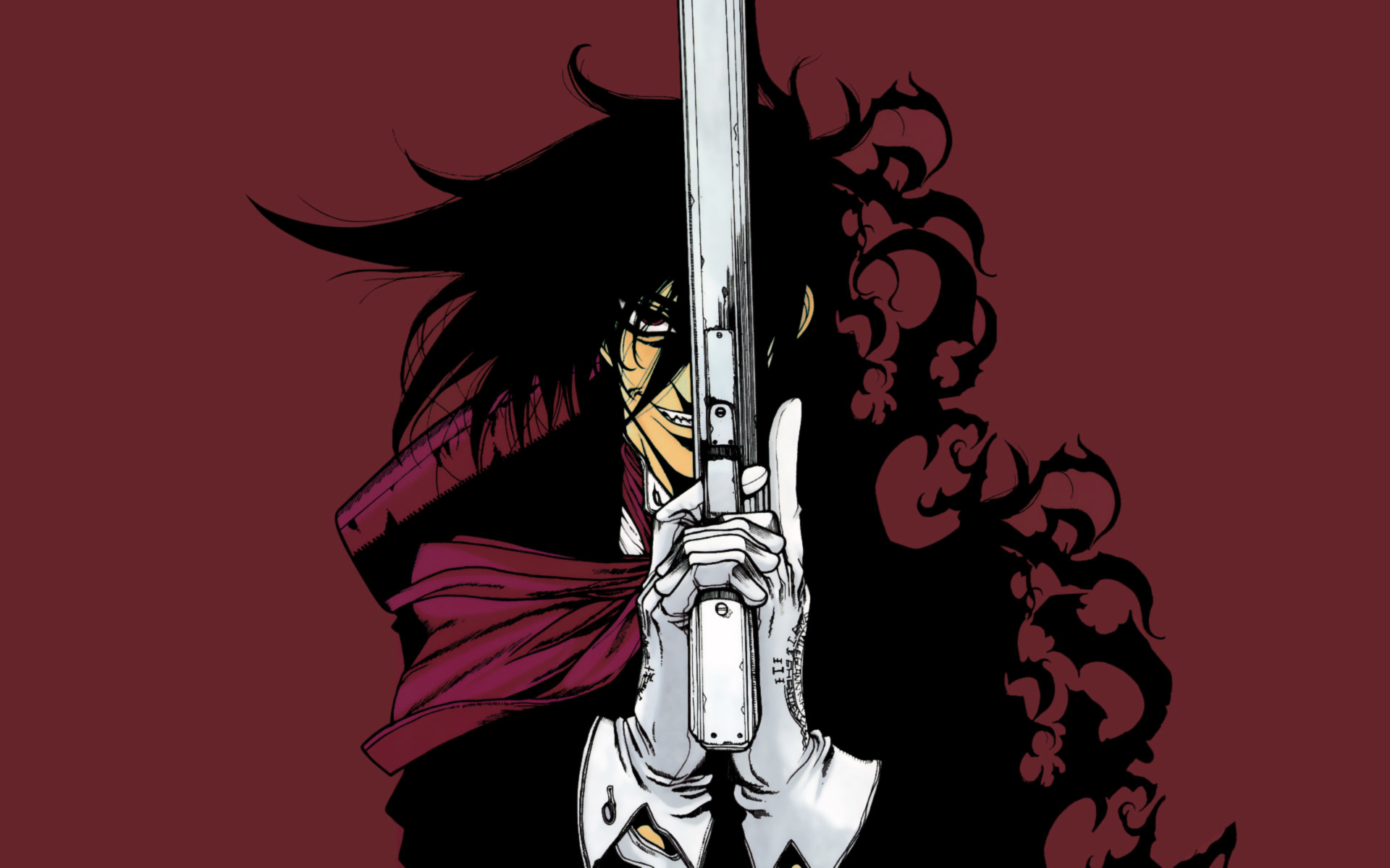 Hellsing hd wallpaper background image 1920x1200 id - Anime hellsing wallpaper ...