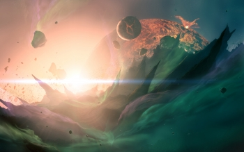 Fantascienza - Planet Wallpapers and Backgrounds ID : 194133