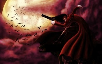 Anime - Hellsing Wallpapers and Backgrounds ID : 194571