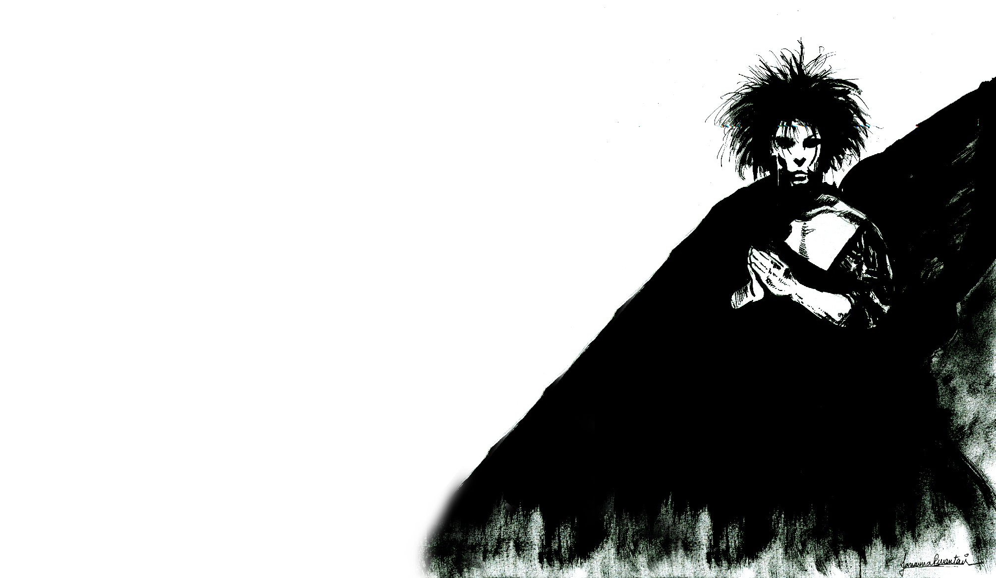 Photo Page: The Sandman Full HD Wallpaper And Background Image