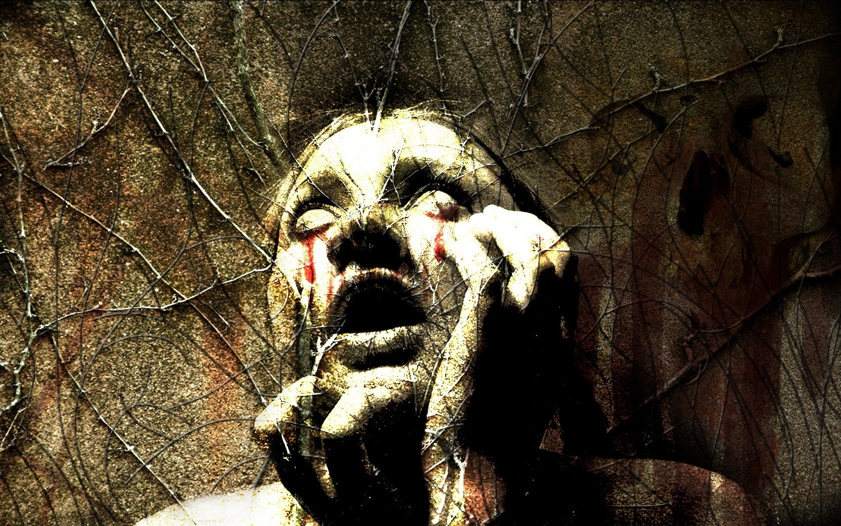 12 Horror Hd Wallpapers Background Images Wallpaper Abyss