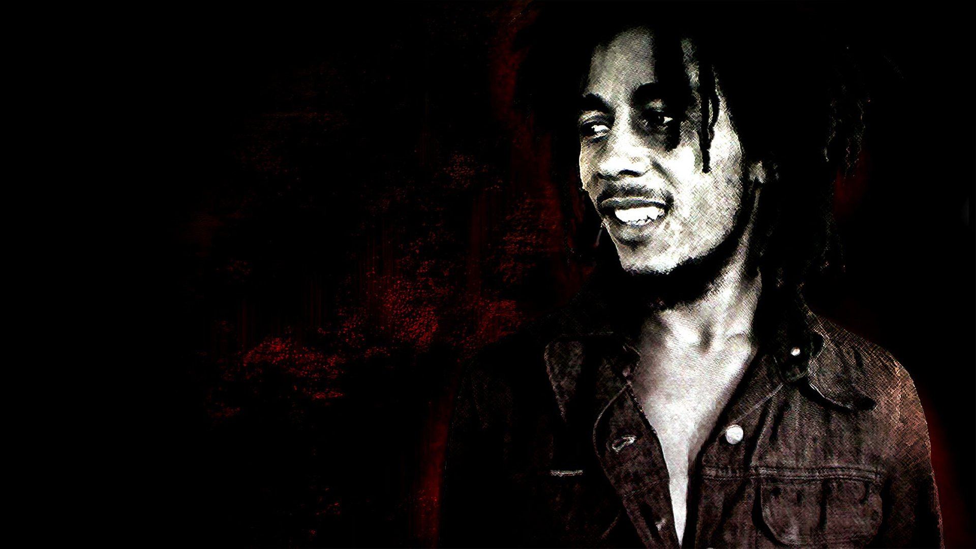 Music - Bob Marley  Wallpaper