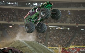 Vehicles - Monster Truck Wallpapers and Backgrounds ID : 195091