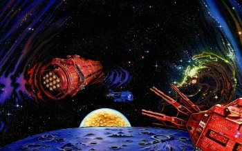 Sci Fi - Spaceship Wallpapers and Backgrounds ID : 195153