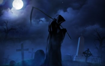 Dark - Grim Reaper Wallpapers and Backgrounds ID : 195233