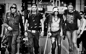 Music - Backyard Babies Wallpapers and Backgrounds ID : 195583