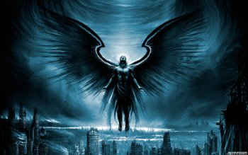 Dark - Angel Wallpapers and Backgrounds ID : 195691
