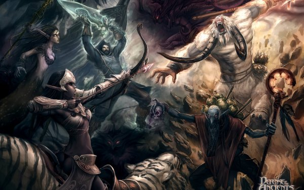Video Game DotA Dota Warcraft HD Wallpaper   Background Image
