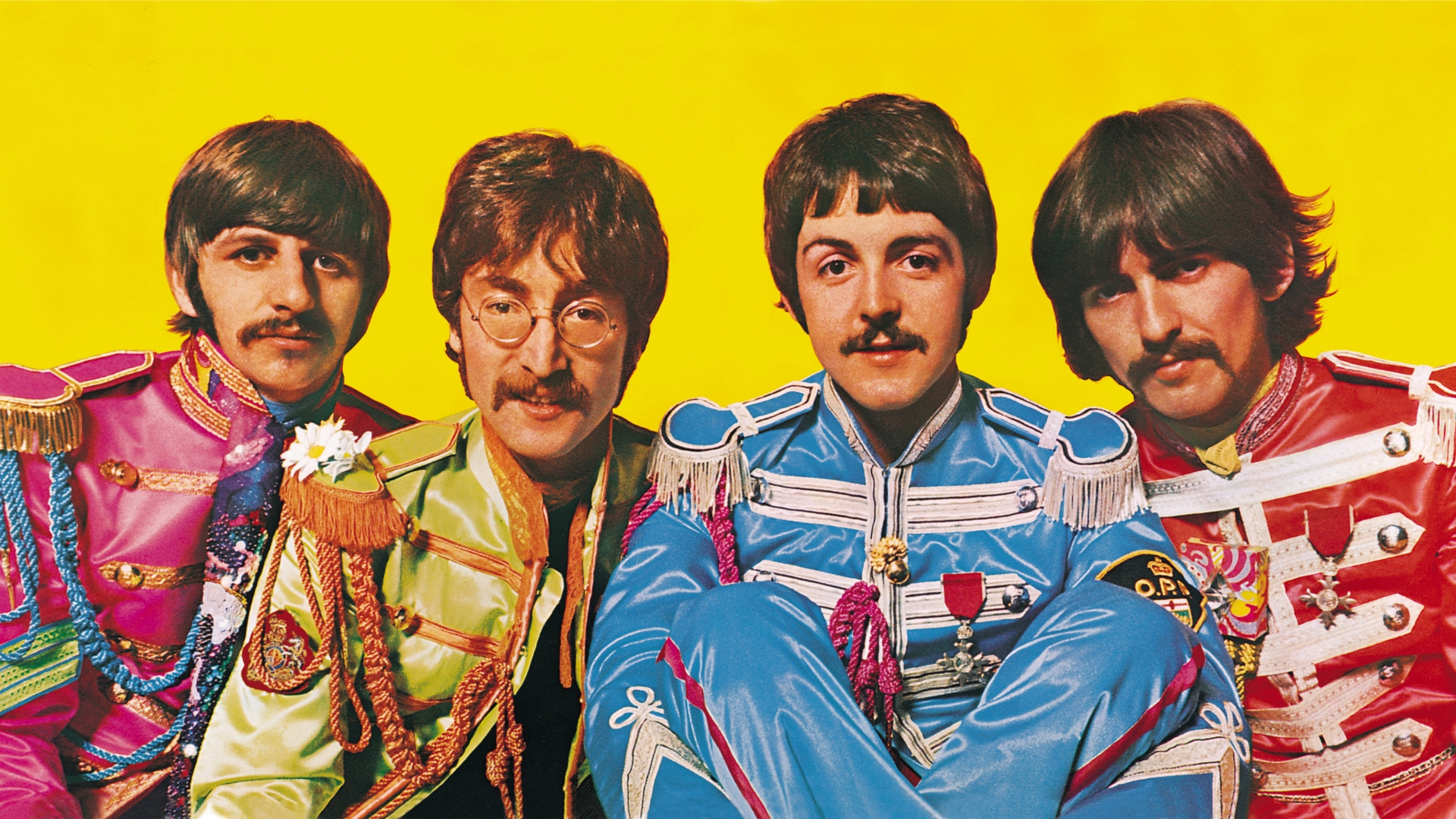 The Beatles Wallpapers ID196081